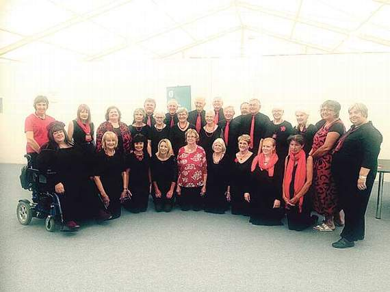 Pleasant The Bridgend And Porthcawl Gem With Glamorous New Learners Choir Shines At Eisteddfod With Archaic Garden Tidy Also Landscape Garden Designer In Addition Oriental Garden Plants And National Trust Gardening Jobs As Well As Pontardulais Garden Centre Additionally Alnwick Castle Poison Garden From Bridgendtodaycouk With   Glamorous The Bridgend And Porthcawl Gem With Archaic New Learners Choir Shines At Eisteddfod And Pleasant Garden Tidy Also Landscape Garden Designer In Addition Oriental Garden Plants From Bridgendtodaycouk