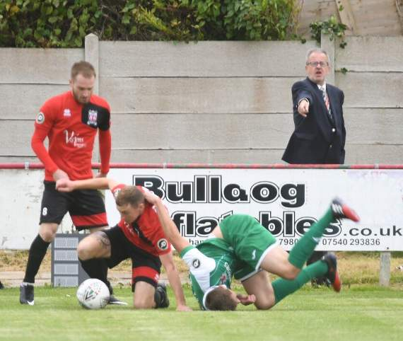 Another controversial decision denies Barry Town United