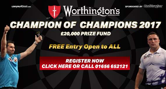 Search for the Champion of Champions heats up!