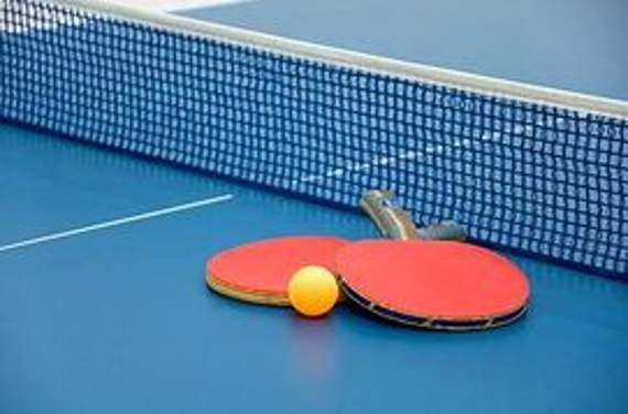 Table tennis pair take medals in Slovakia