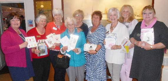 Soroptimists rise to the 50th challenge!