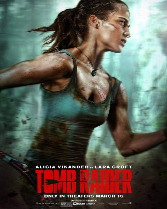 'Tomb Raider' will make you want to play the video game